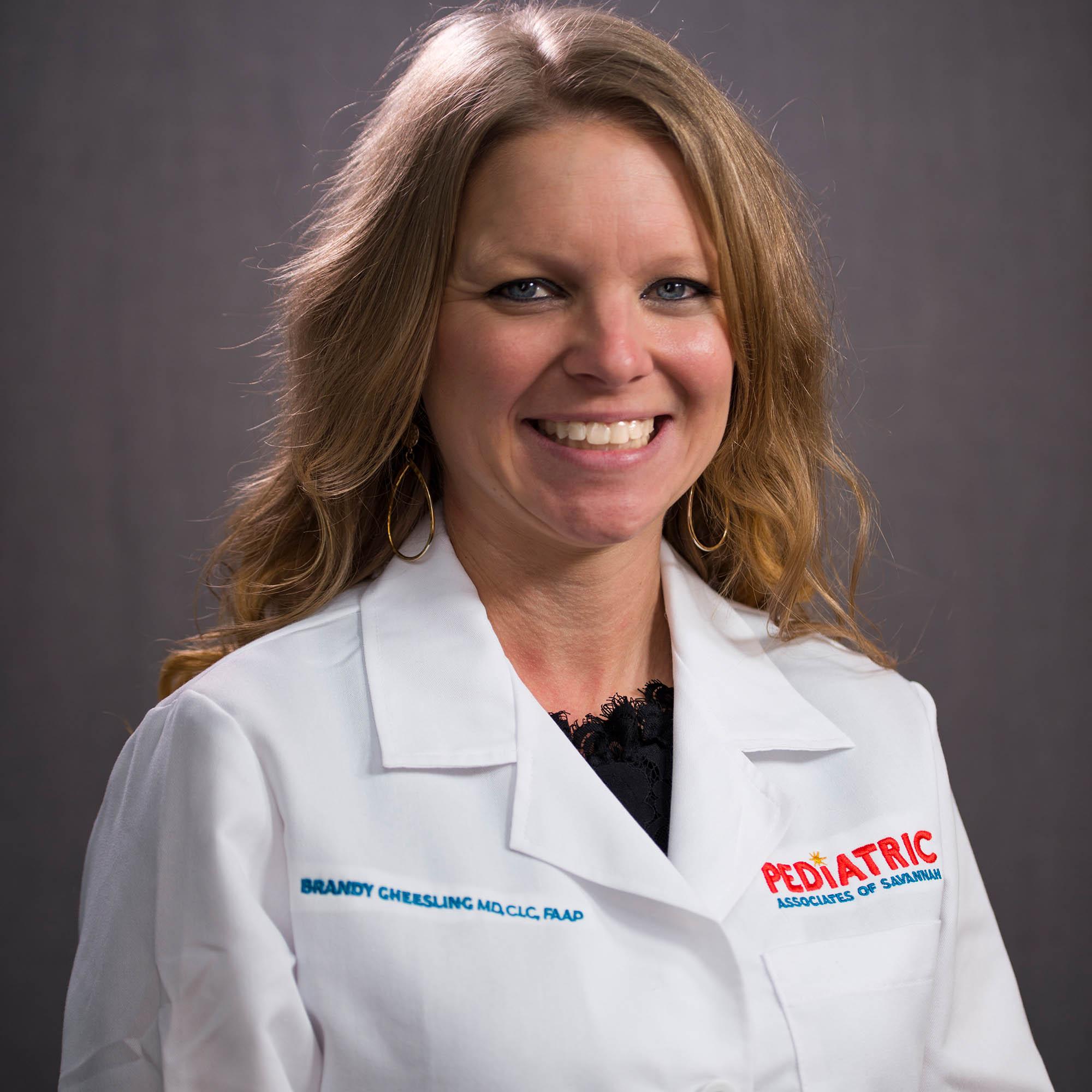 Dr. Brandy Gheesling